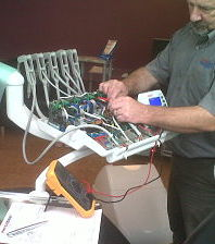 Dental Chairs And Equipment Service And Repair